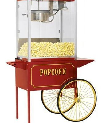 popcorn machine rentals in Milwaukee, WI