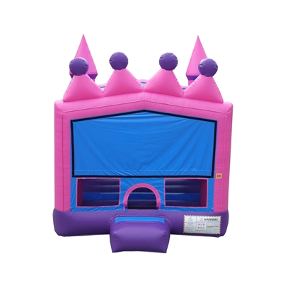 Princess Tiara Bounce House Milwaukee, WI