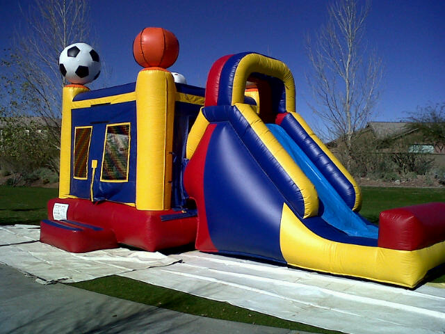 Milwaukee bounce jump house rentals