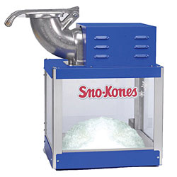 Milwaukee Party Rental supplies snow cones