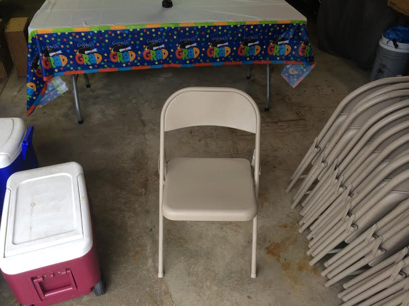 tables and chair rental delivery in Milwaukee, WI