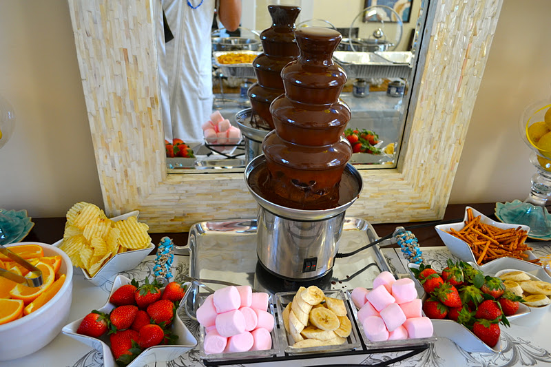 chocolate fountain Rentals Milwaukee, WI Area