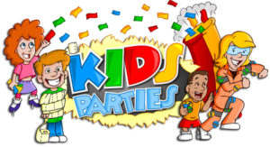Kids birthday party rental equipment